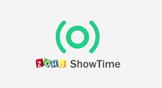 Course Image Zoho Showtime – prezentacje angażujące widzów
